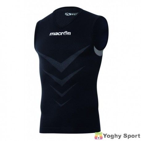 performance++ compression tech underwear top sleeveless MACRON
