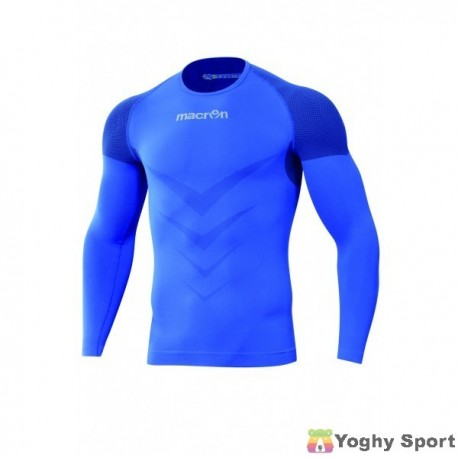 performance++ compression tech underwear top long sleeve MACRON