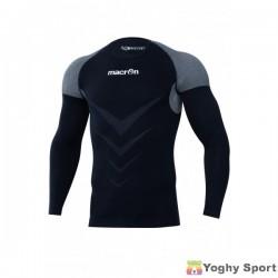 performance++ compression tech underwear top long sleeve MACRON
