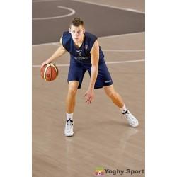 Canotta Basketball reveribile MEMPHYS Macron