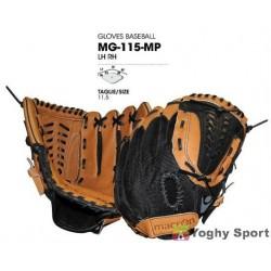 Guantone Baseball Macron MG-115-MP