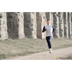Gilet Running Macron FRED