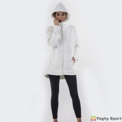 HOODED JACKET COMBISPORT WOMAN