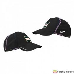 SAMPDORIA CAP LOGO VINTAGE BLACK