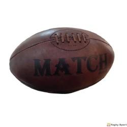 Pallone da rugby Heritage stile vintage