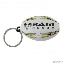 Portachiavi palla da rugby - Gomma