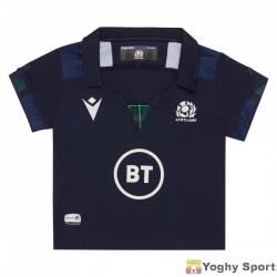 maglia home baby scozia rugby 2019-2020
