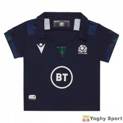 maglia home kid scozia rugby 2019-2020