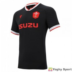 maglia away ufficiale galles rugby 2020/21