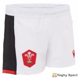 pantaloncini away galles rugby 2020/21
