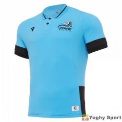 polo modello travel zebre rugby 2020/21